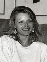 Michelle Pfeiffer nel 1985