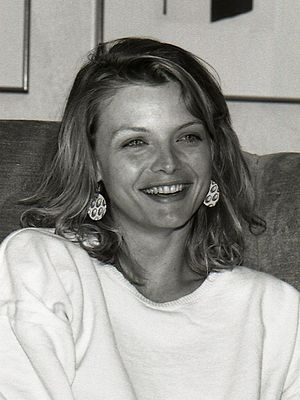 Michelle Pfeiffer - Pfeiffer in 1985