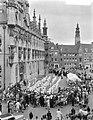 Middelburg, serenade voor stadhuis, Bestanddeelnr 906-5285.jpg