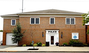 Middle Township, New Jersey - Police Department in Cape May Court House
