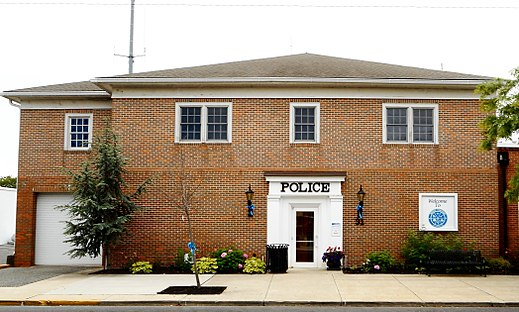Police Department in Cape May Court House