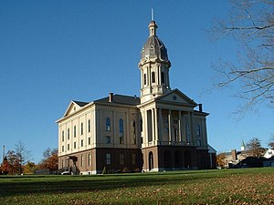 Middleborough, Massachusetts - Town Hall