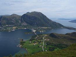 otrøya kart Otrøya   Wikipedia otrøya kart