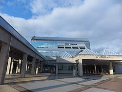 Miki city hall in 2013-1-4 No,2.JPG