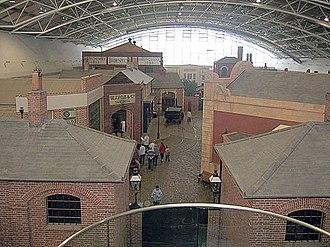 Milestones Museum - Milestones Museum, taken from mezzanine floor
