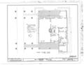 Miltimore House, 1301 Chelton Way, Pasadena, Los Angeles County, CA HABS CAL,19-PASA,7- (sheet 3 of 6).png