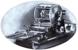 copying machine history