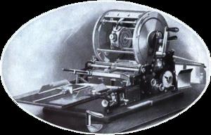 Mimeograph - Image: Mimeograph, 1918