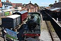 Minehead - 4110 from above.JPG