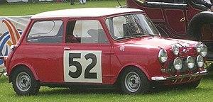 Regularity rally -  Mini Cooper S