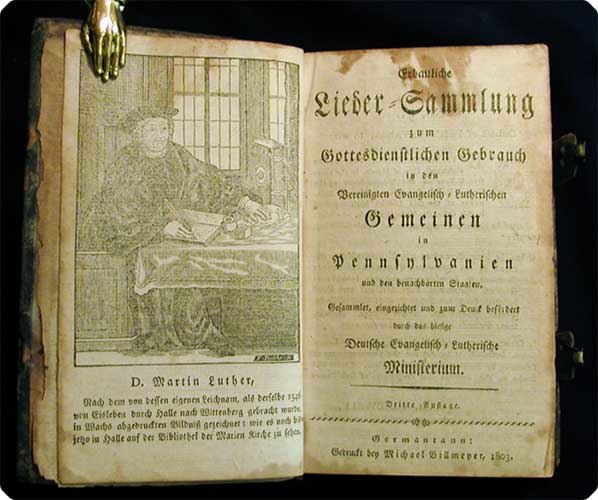 Ministerium Hymnal