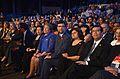 Ministro Elizalde asiste a la Ceremonia Inaugural de la Teletón (15719750970).jpg