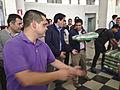 Ministro Peñailillo visita centro de acopio para damnificados de incendio de Valparaíso 3.jpg