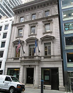19 East 54th Street Building in Manhattan, New York