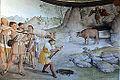 Miracolo del Gargano, Giovanni di Pietro detto lo Spagna.JPG
