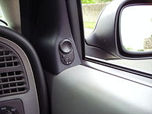 Power Side View Mirror Wikipedia