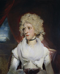 Thomas Lawrence: Miss Marthe Carr
