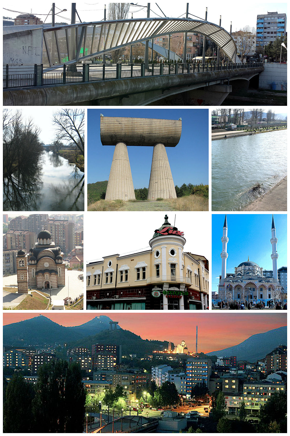 Mitrovica, Kosovo - Wikipedia