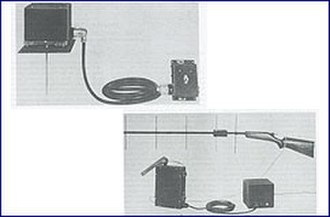 Identification friend or foe - Model XAE IFF kit, the first radio recognition IFF system in the U.S.