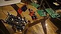 Modular synthesizer DIY circuit boards - A pretty good days work. (2014-11-03 21.26.20 by c-g.).jpg