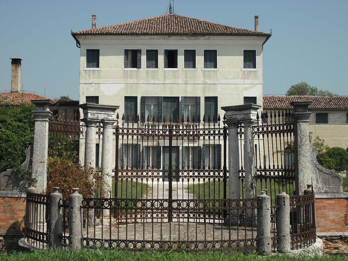 Villa marchesi wikipedia - Casa mogliano veneto ...