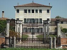 Mogliano veneto wikipedia for Piani casa padronale