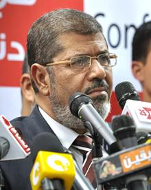 Bildergebnis für nur Wikimedia Commons Bilder Mohammed Mursi