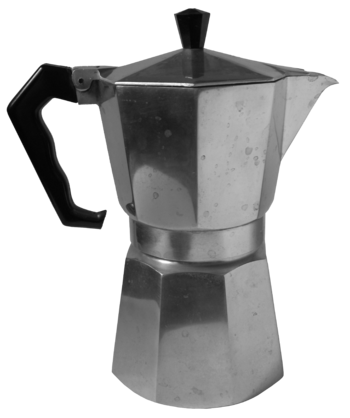 Bialetti Moka Express Espresso Maker-pot made ...