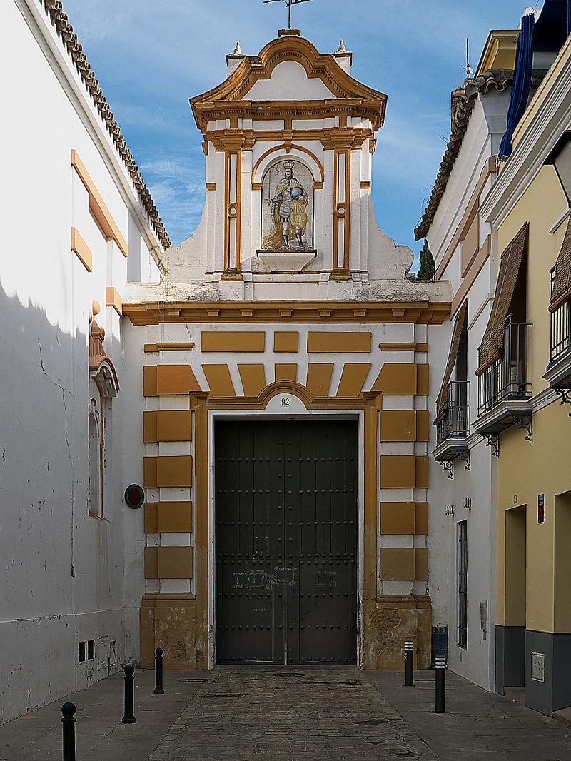 Monasterio de San Clemente, Sevilla. Portada.jpg