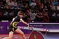 Mondial Ping - Women's Singles - Semifinal - Ding Ning-Li Xiaoxia - 06.jpg
