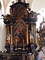 Mondsee Kirche - Antonius-Altar Gesamt.jpg