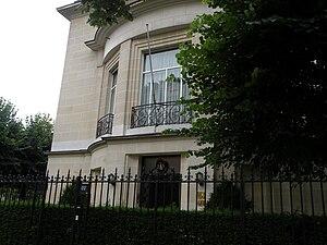 France–Monaco relations - Embassy of Monaco in Paris