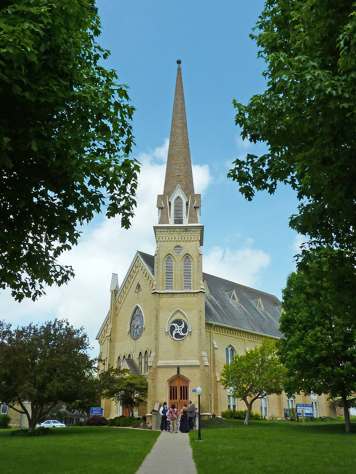 First Methodist Church Monroe Wisconsin Wikipedia