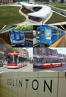 Toronto Transit Commission Agency responsible for local public transit in Ontario, Canada