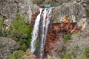 Montes de Toledo - Salto de agua de la Chorrera - Horcajo de los Montes.jpg