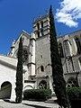 Montpellier (34) Cathédrale Saint-Pierre Extérieur 12.JPG