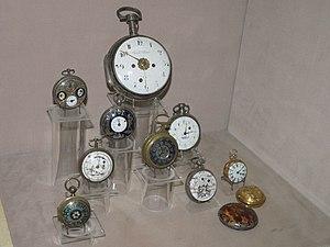 bcf639c83f60 Швейцарские часы XVIII-XX вв., Музей истории и искусства, Невшатель,  Швейцария