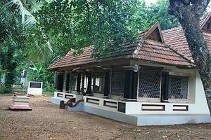 Muloor S. Padmanabha Panicker - Muloor's home is preserved as a monument.