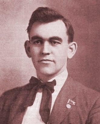 Thomas Mooney - Image: Mooney tom 1910