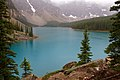 Moraine Lake in the Rain 5 (8034054907).jpg