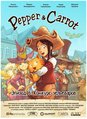 Morevna Project - Pepper&Carrot (animated comic) - Episode 6 - The Potion Contest - Poster (Russian variant).png