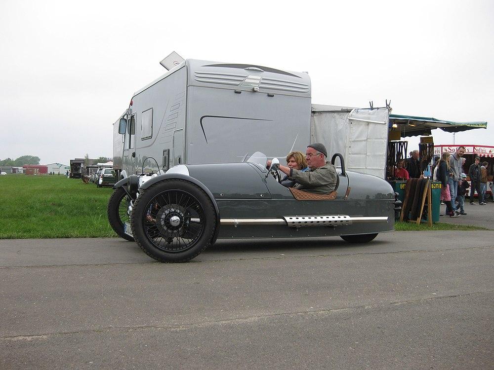 Morgan Motor - eAnswers