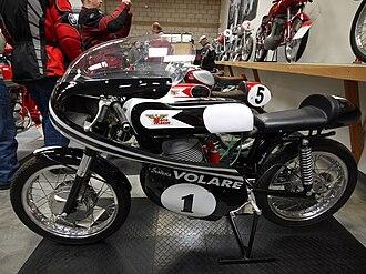 Moto Morini - Moto Morini 175 Sprint F3 Corsa, 1959