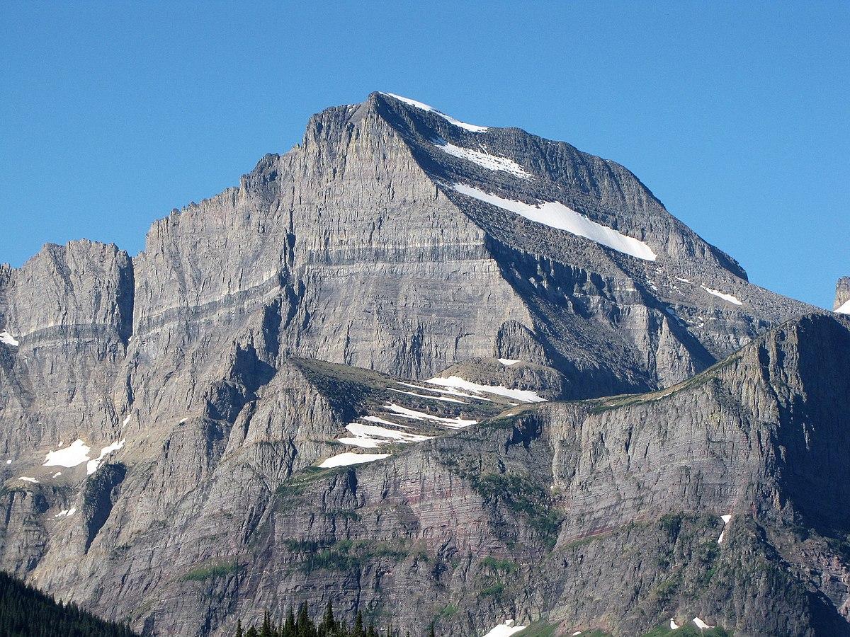 Mount Gould Montana Wikipedia