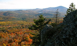 Mount Kearsarge (Merrimack County, New Hampshire) mountain in United States of America