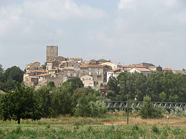 A general view of Moussac