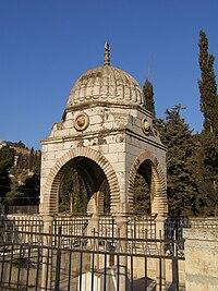קברו של מוג'ר א-דין