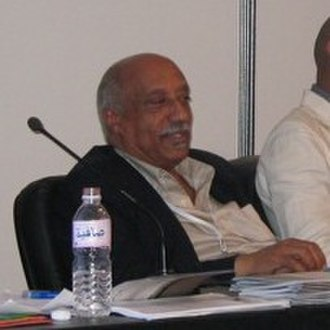 Mulatu Astatke - Astatke in 2005 at the WSIS.