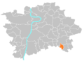 Municipal district Prague Benice.png