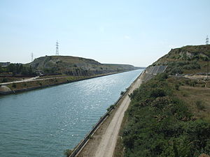 Murfatlar - Image: Murfatlar Danube Channel 2